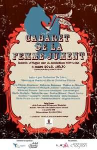Parrainé par le comité des femmes de l'Union des artistes relativement à la journée internationale des femmes